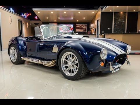 1965 Shelby Cobra Backdraft For Sale