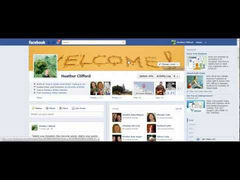 Pixel Sizes on Facebook - Your New Cover Image - Photo Strip - Profile Graphic