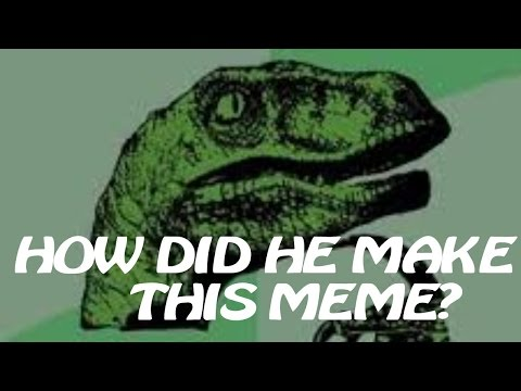 How To Make Memes/Posters using MS Powerpoint