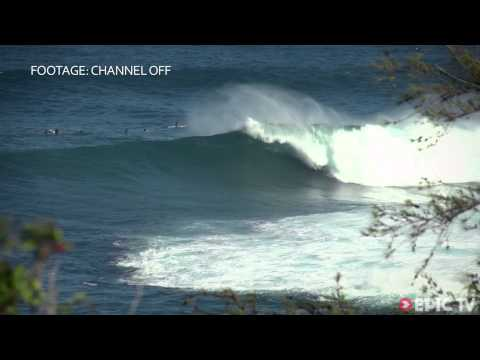 Here's How to Get a Few Waves to Yourself at Jaws   Into the Wave, Ep. 2