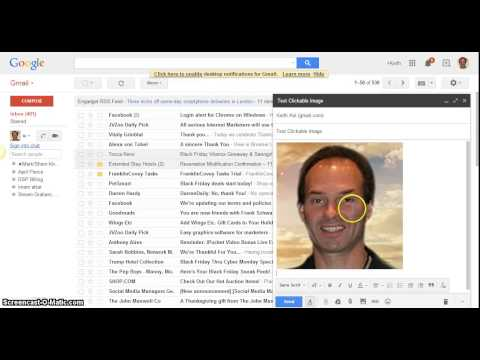 How To Insert A Clickable Image In Your Gmail Email