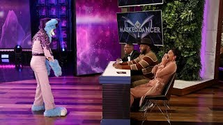 Nicole Scherzinger & Nick Cannon Guess 'The Masked Dancer'