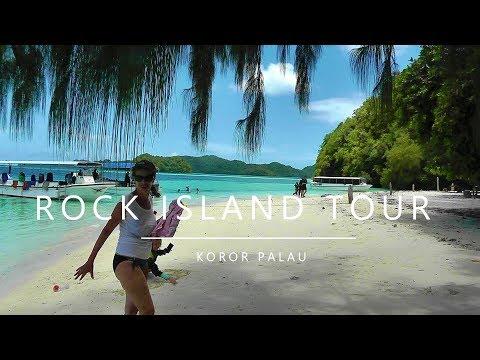 Palau - Rock Island Tour (2018)