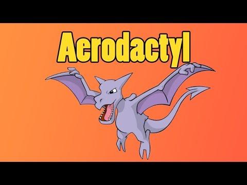 Pokemon Red/Blue Guide | Pokemon | Aerodactyl