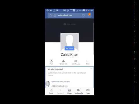 How to create Gmail ID and Facebook account