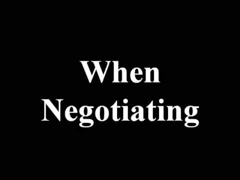 How to negotiate your own debt