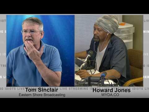 Streaming Idiots reviews Wireless HDMI Camera TX/RX with Howard Jones / WYDA