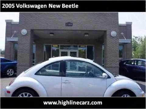 2005 Volkswagen New Beetle Used Cars Mobile AL