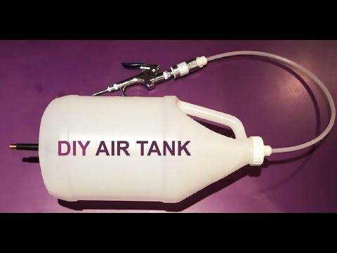 DIY Air Tank