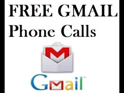 How To Make FREE Phone Calls using Google GMAIL