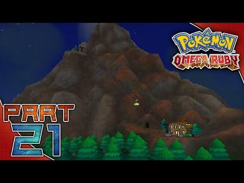 Pokemon Omega Ruby | Part 21: Mt. Chimney!