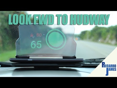 The Head Up Display every car driver should have!
