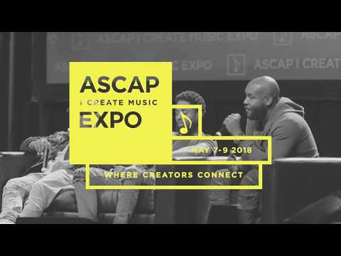 "ASCAP ""I Create Music"" EXPO // May 7-9, 2018 // Where Creators Connect"