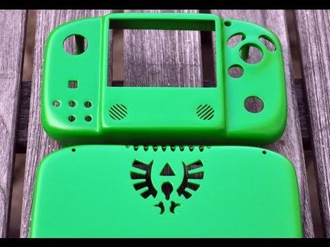 Portable GameCube Teaser - Cube ZE