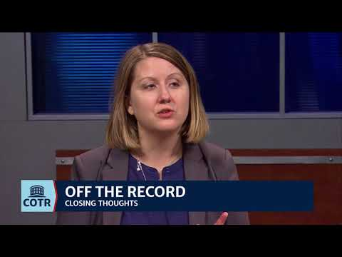 Off the Record April 6, 2018