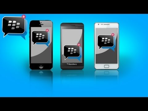 BlackBerry announces BBM for iOS and Android devices, to release this summer