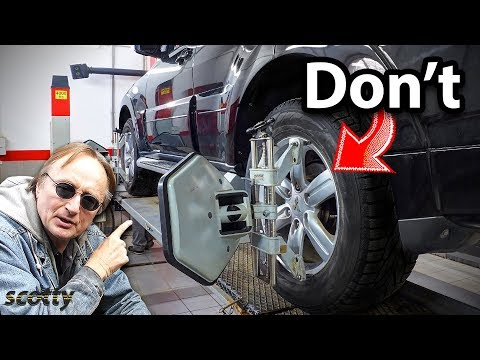 How to Tell if Your Car Needs an Alignment