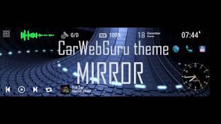 Blure Music - theme for CarWebGuru Launcher - PakVim net HD Vdieos