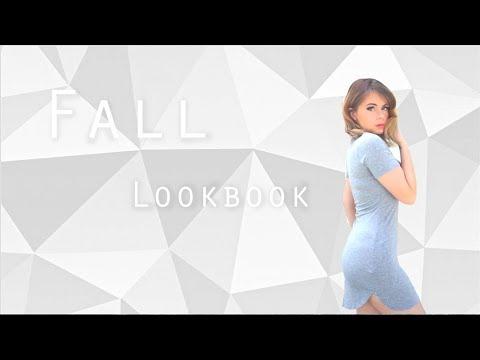 👗 FALL DRESSES LOOKBOOK 2017 👗