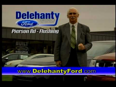 Delehanty Ford TV Spots - January 2010