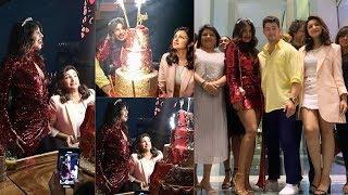 Priyanka Chopras Sister Parineeti Chopra Reachd All D Way To Miami To Wish & $urprice On Her Bday