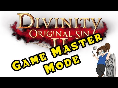 Let's Try -- Divinity: Original Sin 2 -- Game Master Mode!