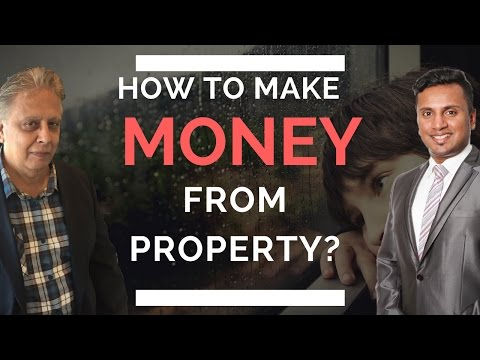 How to Make Money From Property - with Renovations Non-Structural or Structural