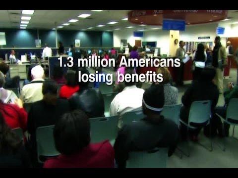 Unemployment benefits ending soon