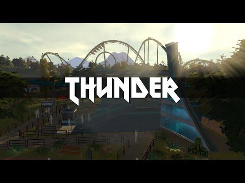 Rollercoaster Tycoon World: Thunder [Beta Weekend One]