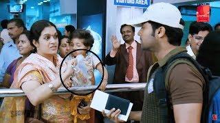 Surya Best Interesting Movie Scene In Airport | Interesting Videos | Show Time Videoz