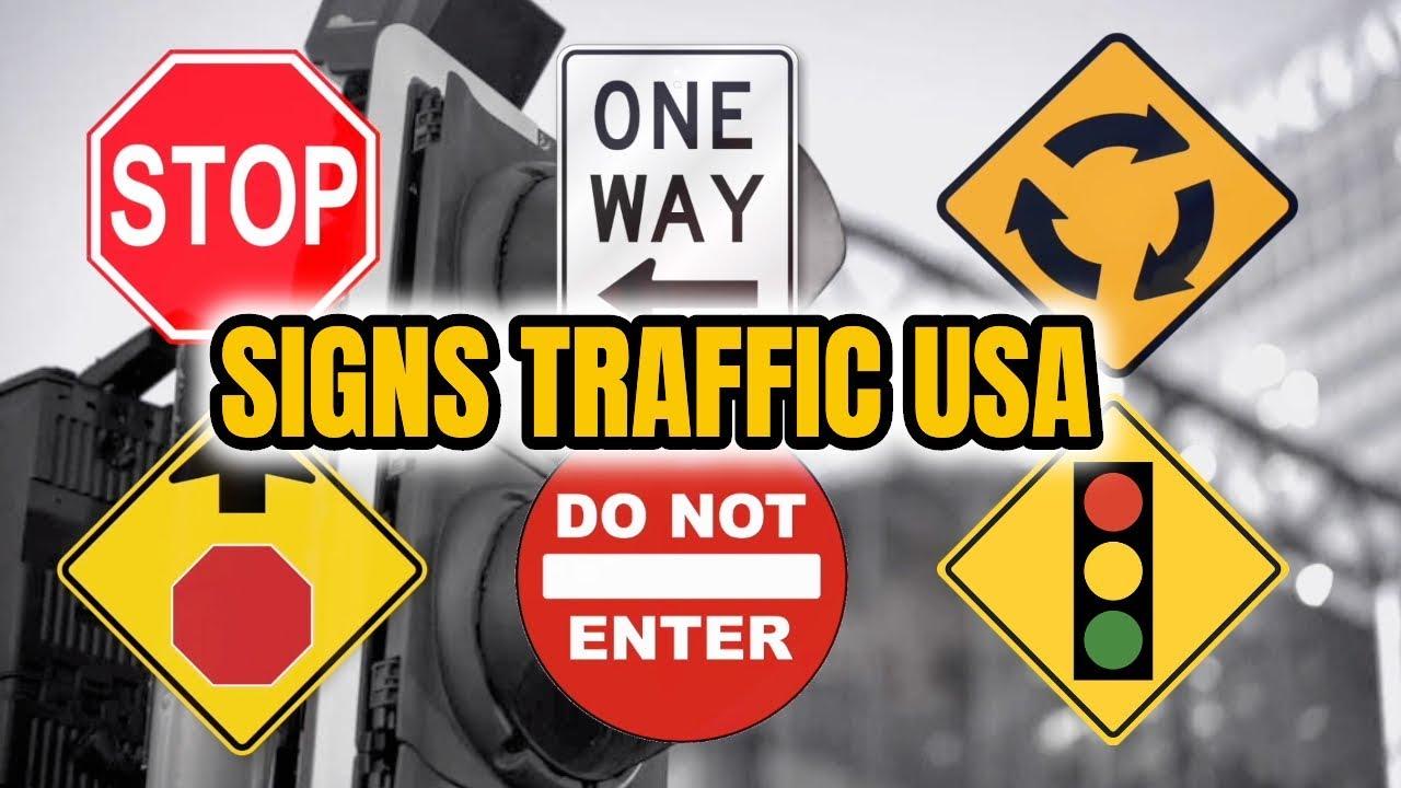 HOW TO READ TRAFFIC SIGNS/DRIVING TEST 2020/ROAD SIGNS