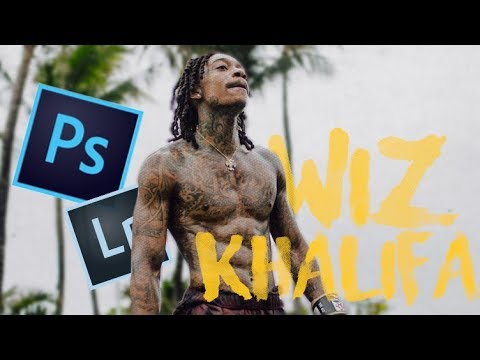 HOW TO EDIT YOUR INSTAGRAM PICTURES LIKE WIZ KHALIFA