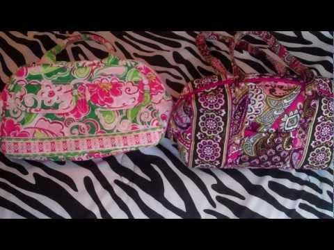 How To Spot A Fake Vera Bradley Bag!