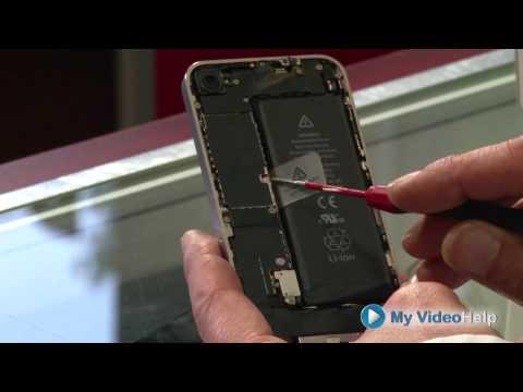 Iphone 4 Wasserschaden erkennen iphone 4 Aufschrauben