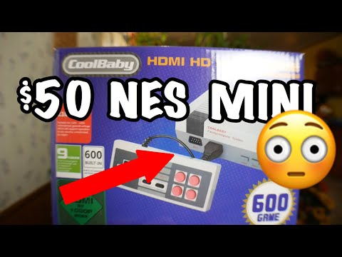 $50 NES Mini (COOLBABY)
