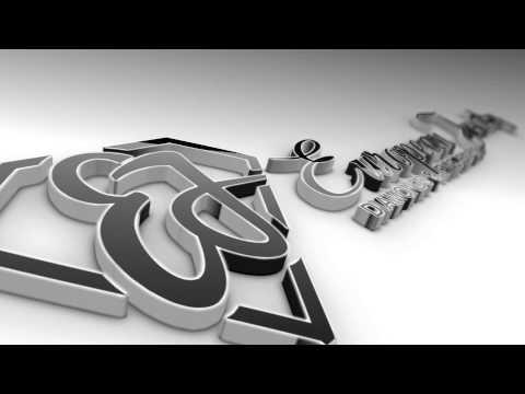 European Jewelry 3D Logo Animation