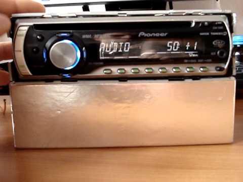 Pioneer deh-p3900mp (audio setings).MPG