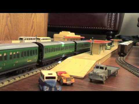 Hornby-Dublo passenger and mail working HD