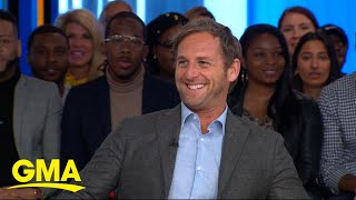 Josh Lucas on a dream 'Sweet Home Alabama' sequel l GMA