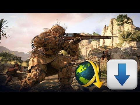 FTS Sniper Elite 3 downloaden, cracken und installieren! (inklusive Hitler DLC)