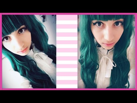Real Life Anime Doll Makeup Tutorial!  | WITHOUT Circle Lenses!