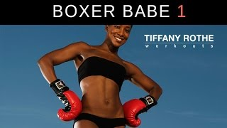 Boxer Babe 10 Minute Cardio Workout with Tiffany Rothe​​​ | TiffanyRotheWorkouts​​​