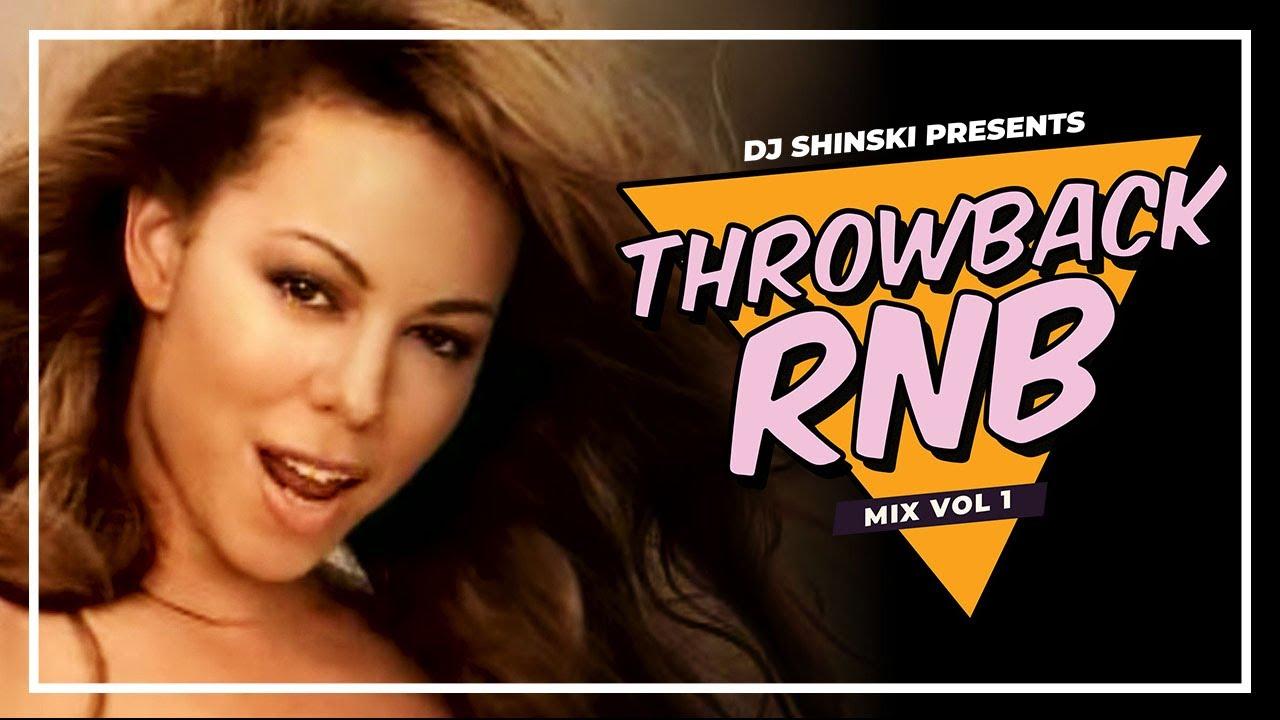 90's Throwback R&B Mix Vol 1- Dj Shinski [SWV, TLC, Mary Blidge, Brandy, Monica, Mariah Carey]