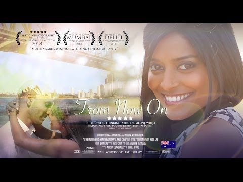 SYDNEY SRI LANKAN INDIAN CINEMATIC WEDDING VIDEO | AUSTRALIA