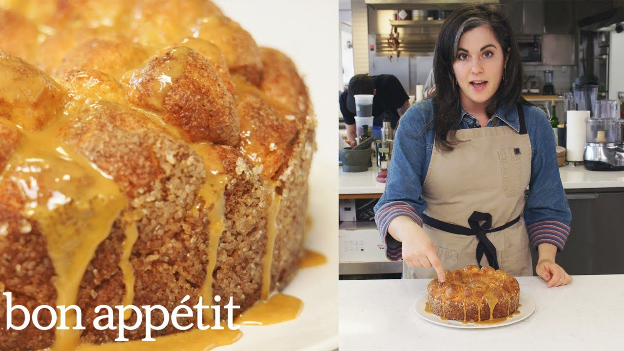 Claire Makes Monkey Bread | From the Test Kitchen | Bon Appétit
