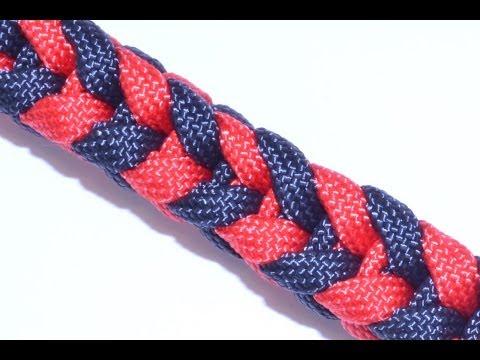The Noffy Knot Paracord Survival Bracelet - How to make a paracord bracelet