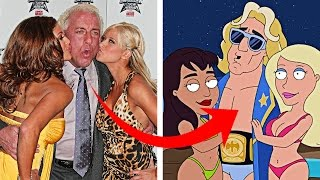 5 WWE Wrestlers Who Appeared In Cartoons