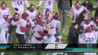 Maple Grove pulls off miracle comeback