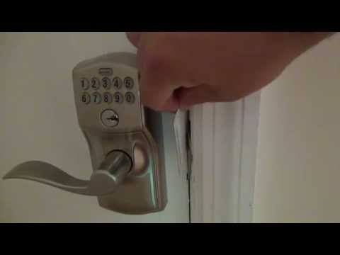 Opening Doors With A Credit Card (Works Most Of The Time)