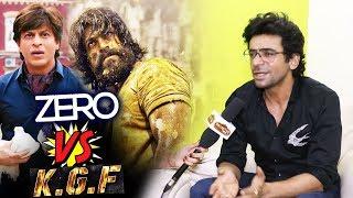 ZERO VS KGF | इस बड़े Clash पर बोले Sunil Grover | Shahrukh Khan Vs Superstar Yash